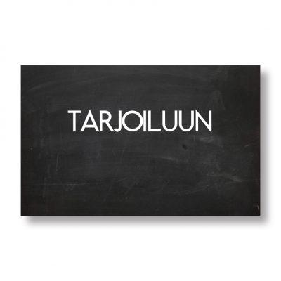 TARJOILU, KATTAUS